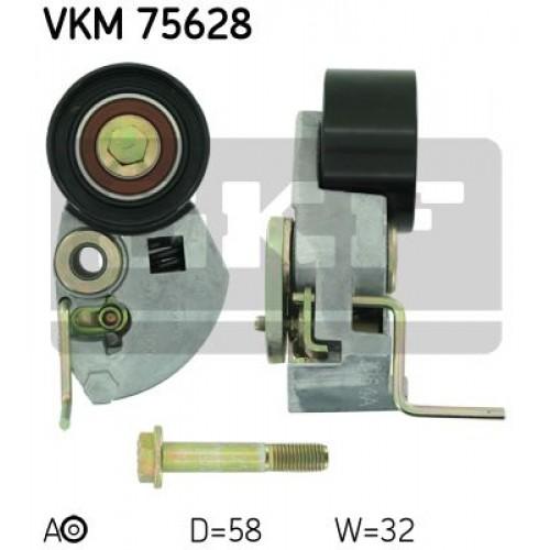 Τεντωτήρας HYUNDAI ACCENT 2003 - 2005 ( CG ) ( LC2 ) SKF VKM 75628