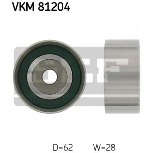 Τροχαλία παρέκκλισης & ενδιάμεσος τροχός TOYOTA AVENSIS 2000 - 2003 ( T220 ) SKF VKM 81204