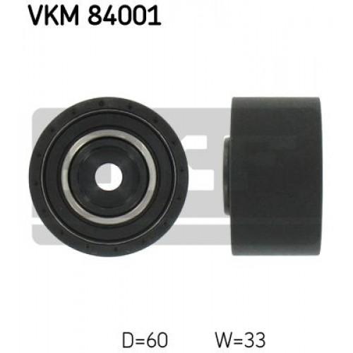 Τροχαλία παρέκκλισης & ενδιάμεσος τροχός MAZDA 323F 1995 - 1998 ( BA ) SKF VKM 84001