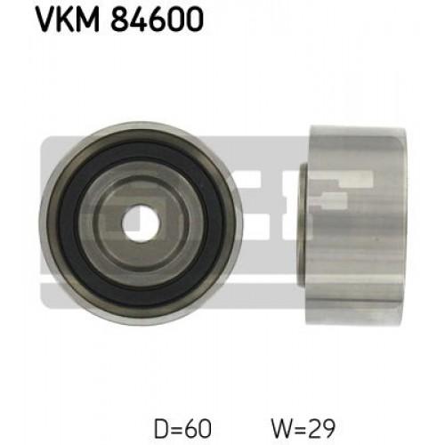 Τροχαλία παρέκκλισης & ενδιάμεσος τροχός MAZDA 626 1987 - 1992 ( GD ) SKF VKM 84600