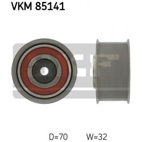 Τροχαλία παρέκκλισης & ενδιάμεσος τροχός MITSUBISHI GALANT 1993 - 1996 ( E5 ) SKF VKM 85141