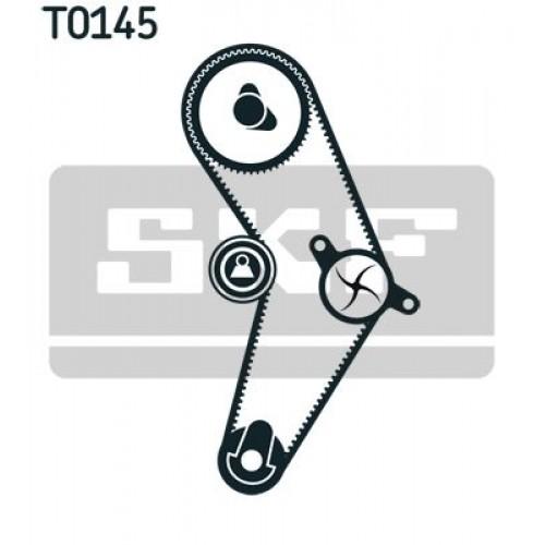 Σετ οδοντωτού ιμάντα VW NEW BETTLE 2005 - 2011 ( 9C1 ) SKF VKMA 01113