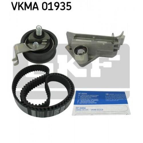 Σετ οδοντωτού ιμάντα VW NEW BETTLE 2005 - 2011 ( 9C1 ) SKF VKMA 01935