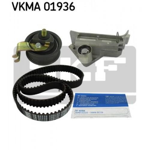 Σετ οδοντωτού ιμάντα VW NEW BETTLE 2005 - 2011 ( 9C1 ) SKF VKMA 01936