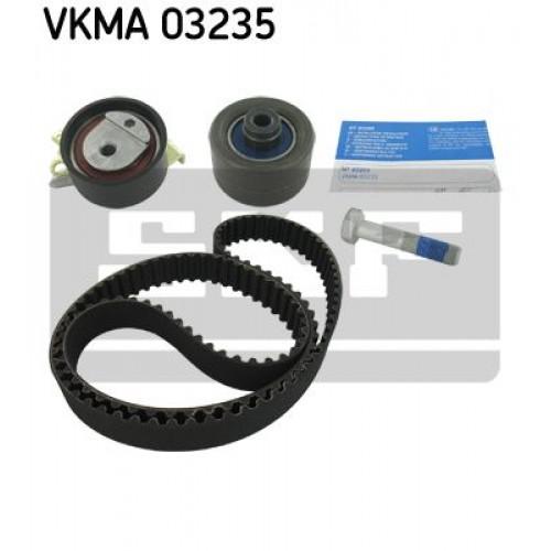 Σετ οδοντωτού ιμάντα PEUGEOT 206 2000 - 2008 ( CC ) SKF VKMA 03235