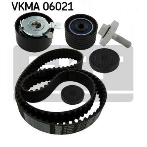 Σετ οδοντωτού ιμάντα RENAULT CLIO 2006 - 2009 SKF VKMA 06021