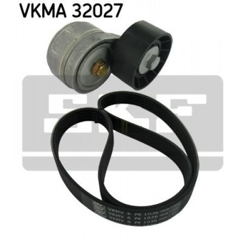 Σετ ιμάντων poly-V FIAT BRAVA 1995 - 2003 ( 182 ) SKF VKMA 32027