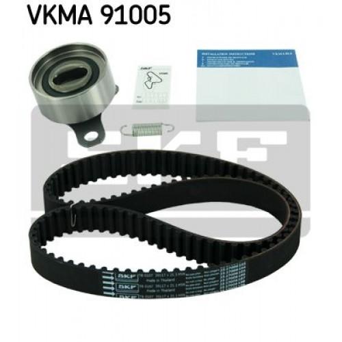 Σετ οδοντωτού ιμάντα TOYOTA CARINA 1992 - 1995 E ( T190 ) SKF VKMA 91005