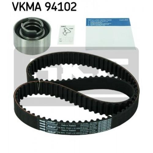 Σετ οδοντωτού ιμάντα MAZDA 121 1987 - 1990 ( DA ) SKF VKMA 94102