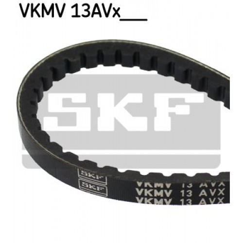 Τραπεζοειδής ιμάντας AUDI 80 1991 - 1995 ( 8C ) ( B4 ) SKF VKMV 13AVx1000