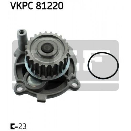 Αντλία νερού VW NEW BETTLE 2005 - 2011 ( 9C1 ) SKF VKPC 81220