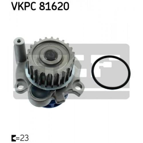Αντλία νερού VW NEW BETTLE 2005 - 2011 ( 9C1 ) SKF VKPC 81620