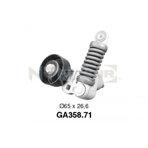 Τεντωτήρας PEUGEOT 206 2000 - 2008 ( CC ) SNR GA358.71