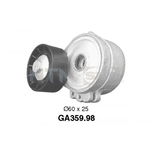 Τεντωτήρας PEUGEOT 206 1998 - 2002 SNR GA359.98