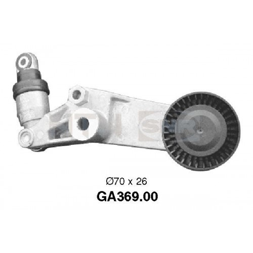Τεντωτήρας TOYOTA CELICA 2002 - 2005 ( T230 ) SNR GA369.00