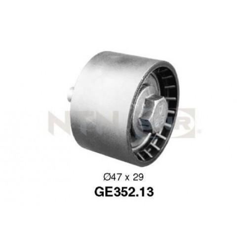 Τροχαλία παρέκκλισης & ενδιάμεσος τροχός FORD ESCORT 1992 - 1995 MK6 SNR GE352.13