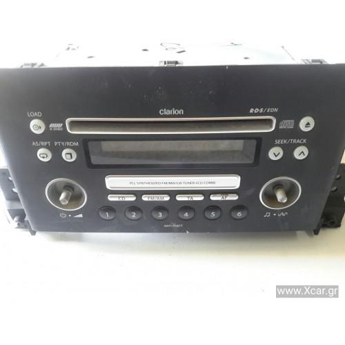 Ράδιο CD SUZUKI GRAND VITARA 2006 - 2009 ( JB ) XC7927