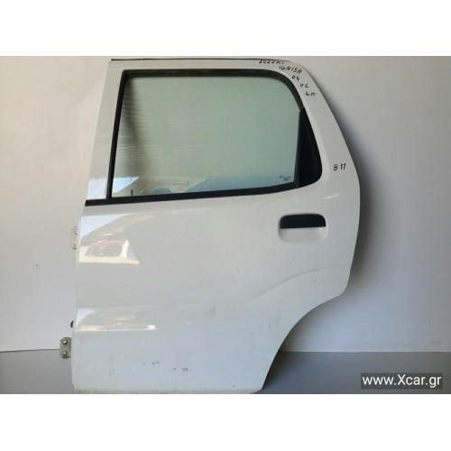 Πόρτα SUZUKI IGNIS 2003 - 2008 ( RM ) Πίσω Αριστερά XC8204