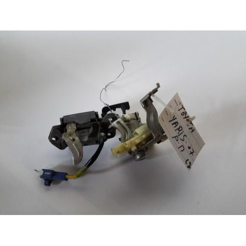 Κλειδαριά Τζαμόπορτας TOYOTA YARIS 2006 - 2009 ( KL9 ) XC1469