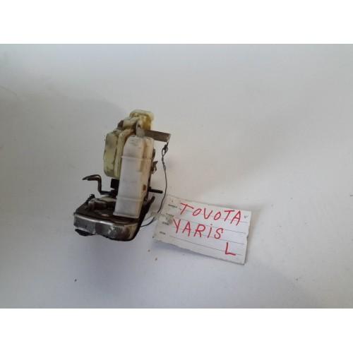 Κλειδαριά Πόρτας Ηλεκτρομαγνητική TOYOTA YARIS 1999 - 2003 ( XP10 ) Εμπρός Αριστερά XC1474