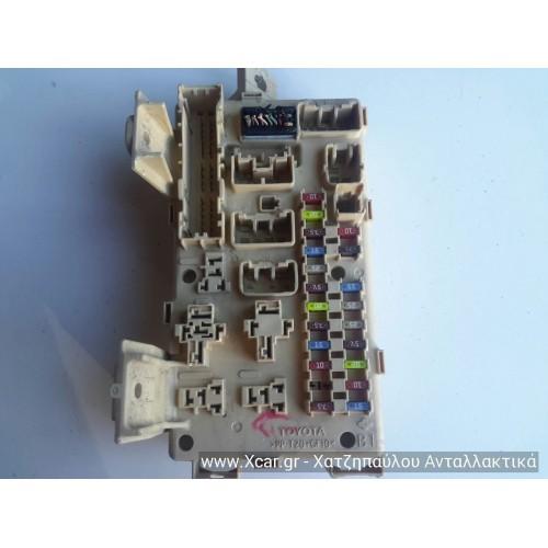 Ασφαλειοθήκη Εσωτερική TOYOTA AVENSIS 2003 - 2006 ( T250 ) 82641CA010F