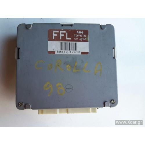 Μονάδα ελέγχου ABS TOYOTA COROLLA 1997 - 1999 ( A111 ) 8954012410