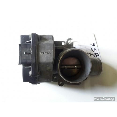 Πεταλούδα Γκαζιού CITROEN C2 2003 - 2008 ( JM ) VDO 9640796280