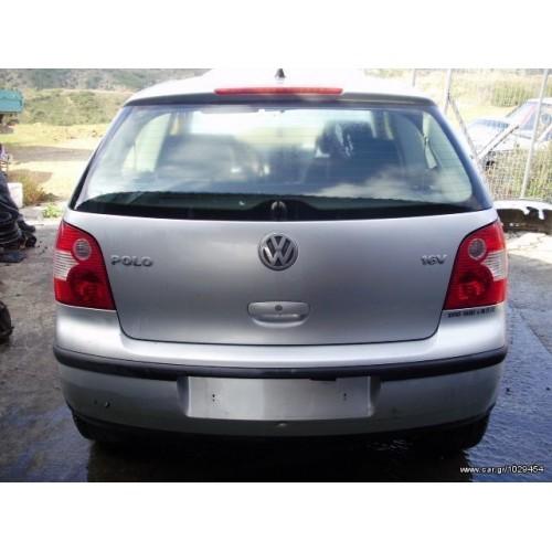Ολόκληρο Αυτοκίνητο VW POLO 2002 - 2005 ( 9N ) VOLKSWAGEN XC1292