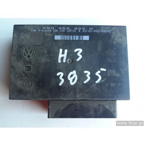 Μονάδα Άνεσης VW POLO 2002 - 2005 ( 9N ) VOLKSWAGEN 6Q0959433H