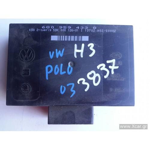 Μονάδα Άνεσης VW POLO 2002 - 2005 ( 9N ) VOLKSWAGEN 6Q0959433G