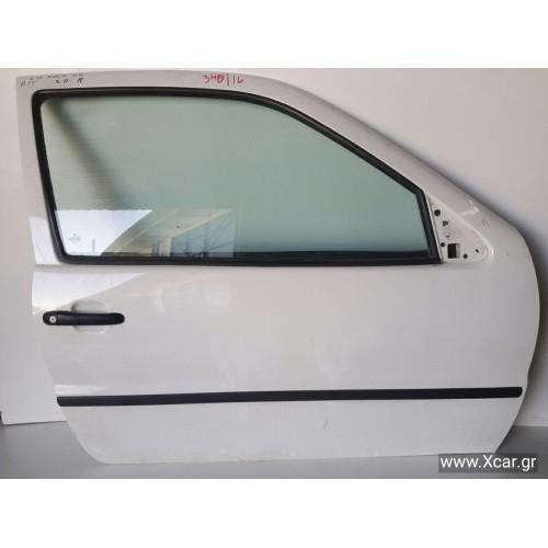 Πόρτα VW POLO 1999 - 2001 ( 6N2 ) VOLKSWAGEN Εμπρός Δεξιά XC8084