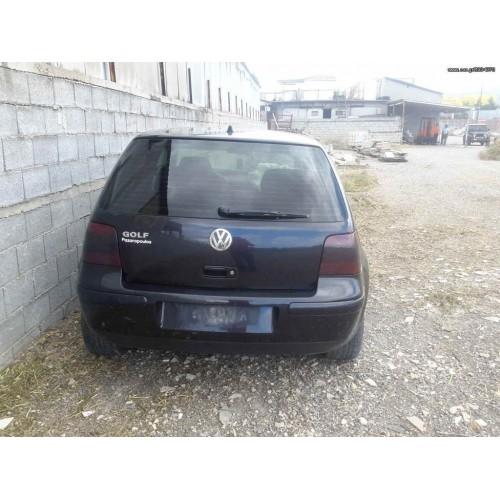Ολόκληρο Αυτοκίνητο VW GOLF 1998 - 2004 ( Mk4 ) VOLKSWAGEN XC432