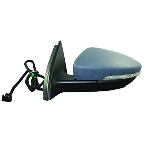 Καθρέπτης Ηλεκτρικός Θερμαινόμενος Ηλεκτρικά Ανακλινόμενος Βαφόμενος Με Φλας Φως Ασφαλείας VW PASSAT 2011 - 2015 Αριστερά 884007582