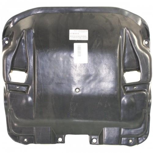 Ποδιά Μηχανής Πλαστική MERCEDES S CLASS 1998 - 2002 ( W220 ) Κέντρο 052900840