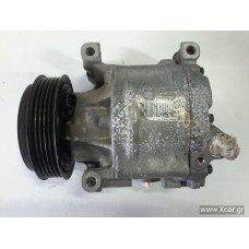 Συμπιεστής A/C (Κομπρέσορας) FIAT PANDA 2003 - 2009 ( 169 ) DENSO SCSB06