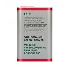 Λάδι Κινητήρα 5W-30 5W-30 UNIVERSAL - - FANFARO FF6719-1ME