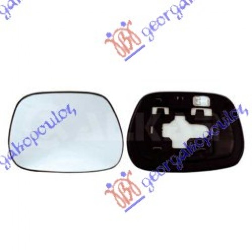 Κρύσταλλο Καθρέφτη Θερμαινόμενο TOYOTA RAV-4 2000 - 2003 ( XA20 ) Δεξιά 014807611