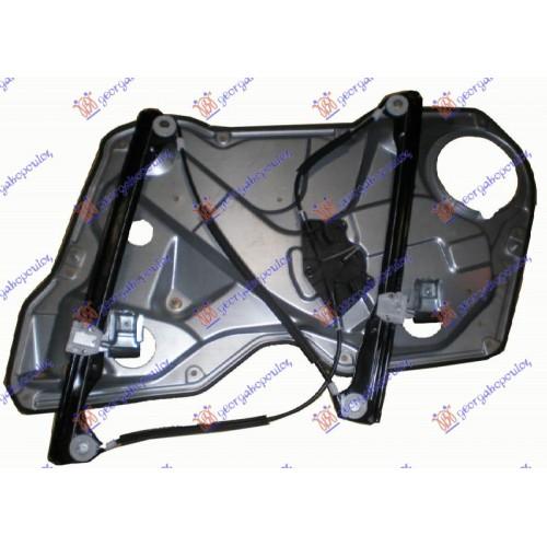 Γρύλος Παραθύρου Ηλεκτρικός Χωρίς Μοτέρ SEAT TOLEDO 1999 - 2005 ( 1M ) Εμπρός Αριστερά 015207082