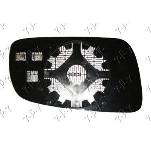 Κρύσταλλο Καθρέφτη Θερμαινόμενο SEAT IBIZA 1999 - 2002 ( 6K ) Αριστερά 015307602