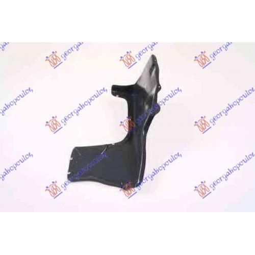 Ποδιά Μηχανής Πλαστική SEAT CORDOBA 1999 - 2002 ( 6K ) Δεξιά 015400831