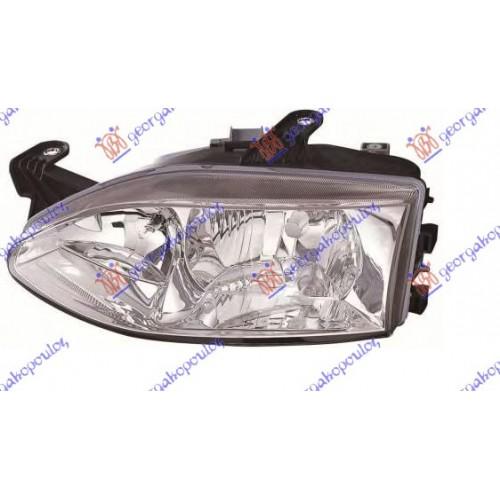 Φανάρι Εμπρός Ηλεκτρικό FIAT STRADA 1999 - 2002 ( 178E ) Αριστερά 016805282
