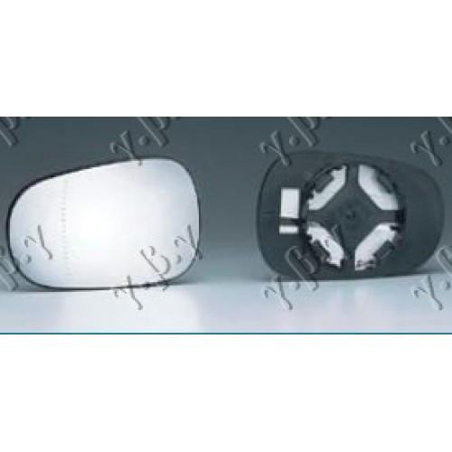 Κρύσταλλο Καθρέφτη RENAULT MEGANE 1999 - 2002 Αριστερά 017307602