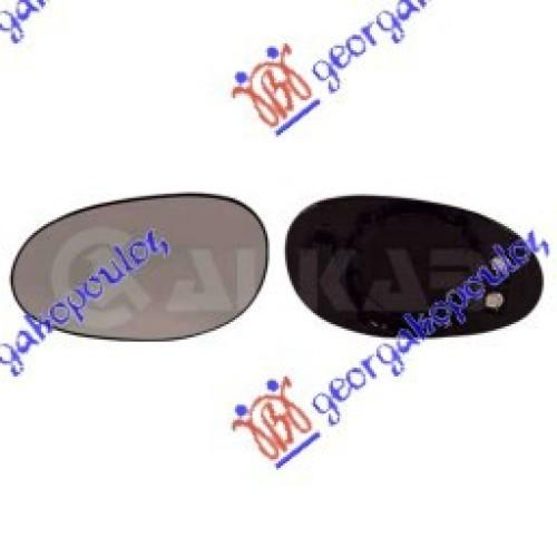 Κρύσταλλο Καθρέφτη Θερμαινόμενο SMART FORTWO 2004 - 2007 ( 450 ) Αριστερά 019207612