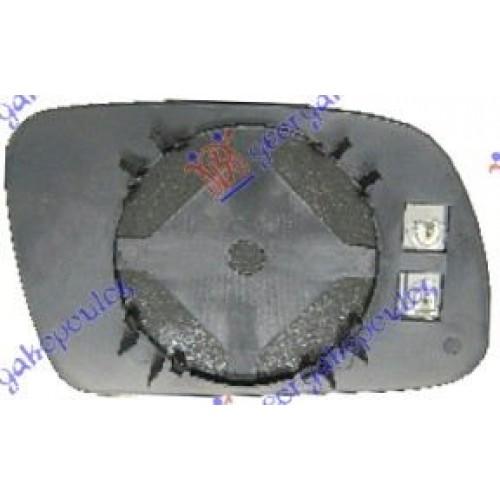 Κρύσταλλο Καθρέφτη Θερμαινόμενο PEUGEOT 407 2004 - 2008 ( 6D_ ) Αριστερά 021207612