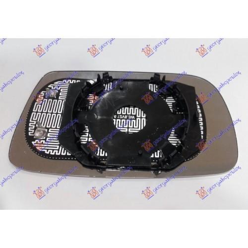Κρύσταλλο Καθρέφτη Θερμαινόμενο TOYOTA YARIS 1999 - 2002 ( XP10 ) Αριστερά 022507612