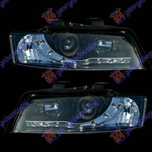 Φανάρι Εμπρός AUDI A4 2001 - 2005 ( 8H )( 8E ) 022605140