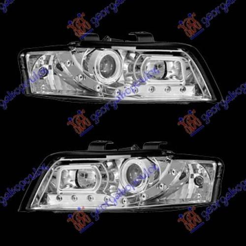 Φανάρι Εμπρός AUDI A4 2001 - 2005 ( 8H )( 8E ) 022605150