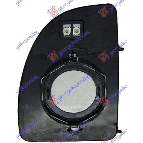 Κρύσταλλο Καθρέφτη Θερμαινόμενο PEUGEOT BOXER 1994 - 2002 ( 230L ) Δεξιά 024107611