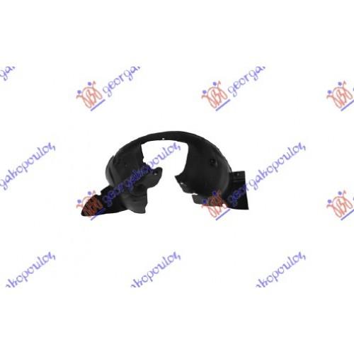 Θόλος Πλαστικός PEUGEOT 206 2000 - 2008 ( CC ) Εμπρός Δεξιά 025600823