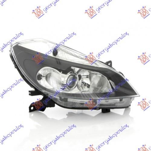 Φανάρι Εμπρός RENAULT CLIO 2006 - 2009 Δεξιά 026805151